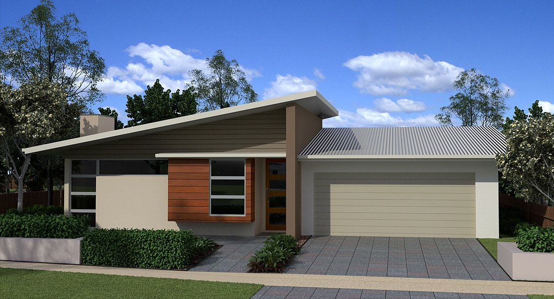 Skillion roof house designs australia house design for Skillion roof house designs