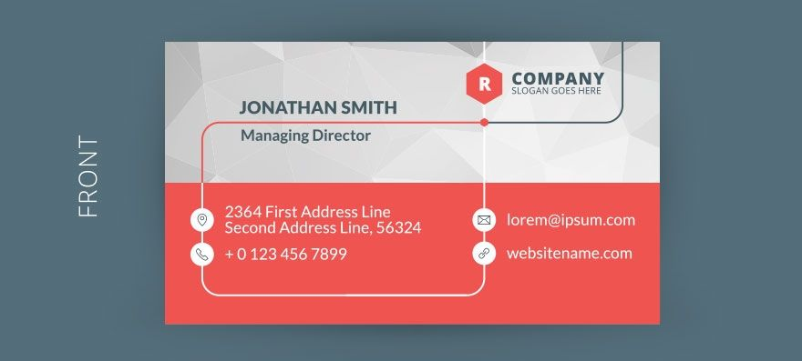 Free business card templates 880x397g 880397 identity free business card templates 880x397g 880397 flashek Images