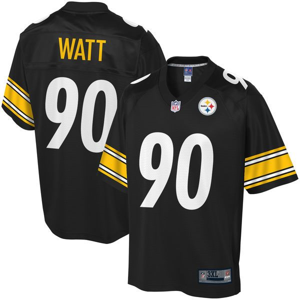 f0bd945f7 TJ Watt jerseys (Pittsburgh Steelers) - Regular