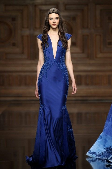 Maysociety Tony Ward Couture Fall Winter 2016-2017 Collection