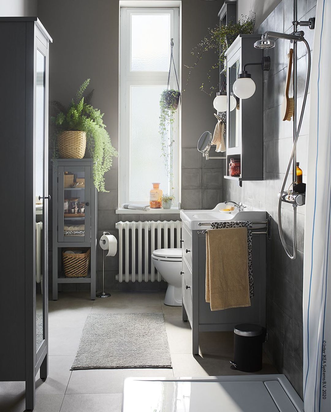 Ikea Deutschland On Instagram Hemnesliebe Im Badezimmer Hemnes Meinikea Ikea Bade In 2020 Inneneinrichtung Badezimmerideen Badezimmer Einrichtung