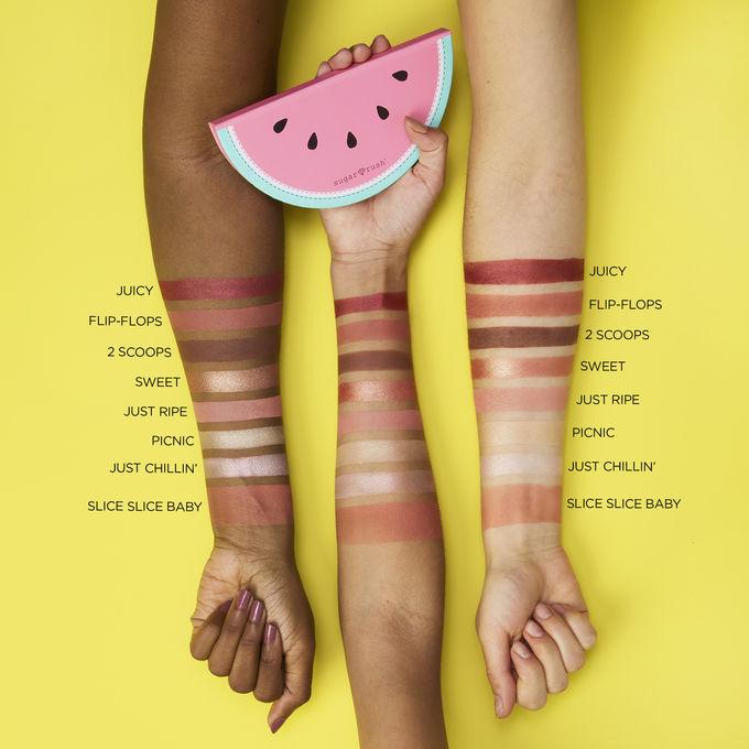 Sugar rush™ sweet slice eye & cheek palette Eyeshadow