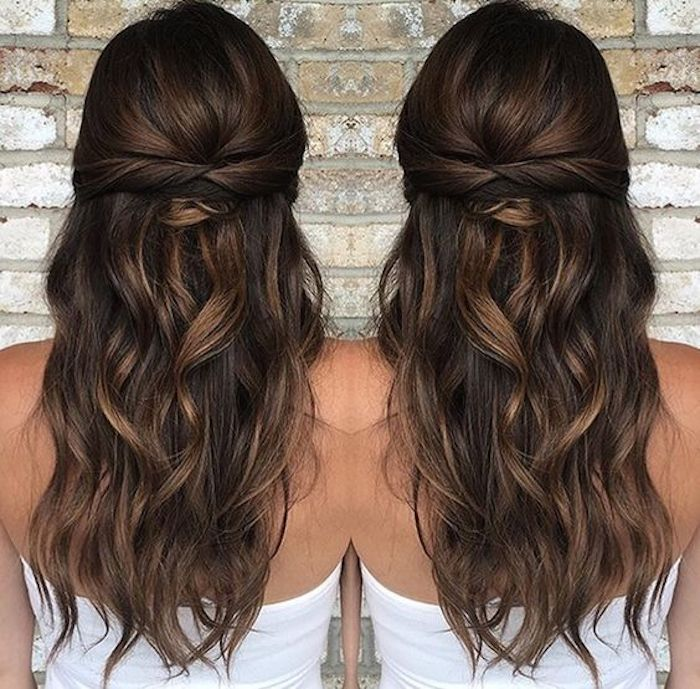 37 wunderschöne halb hoch halb runter Frisuren für die moderne Braut  #braut #frisuren #moderne #runter #wunderschone #diyfrisuren #shortbridalhairstyles