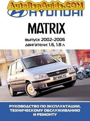 Download free - Hyundai Matrix (2002-2006) workshop manual