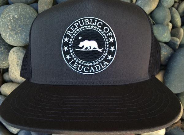 Leucadia's favorite hat!