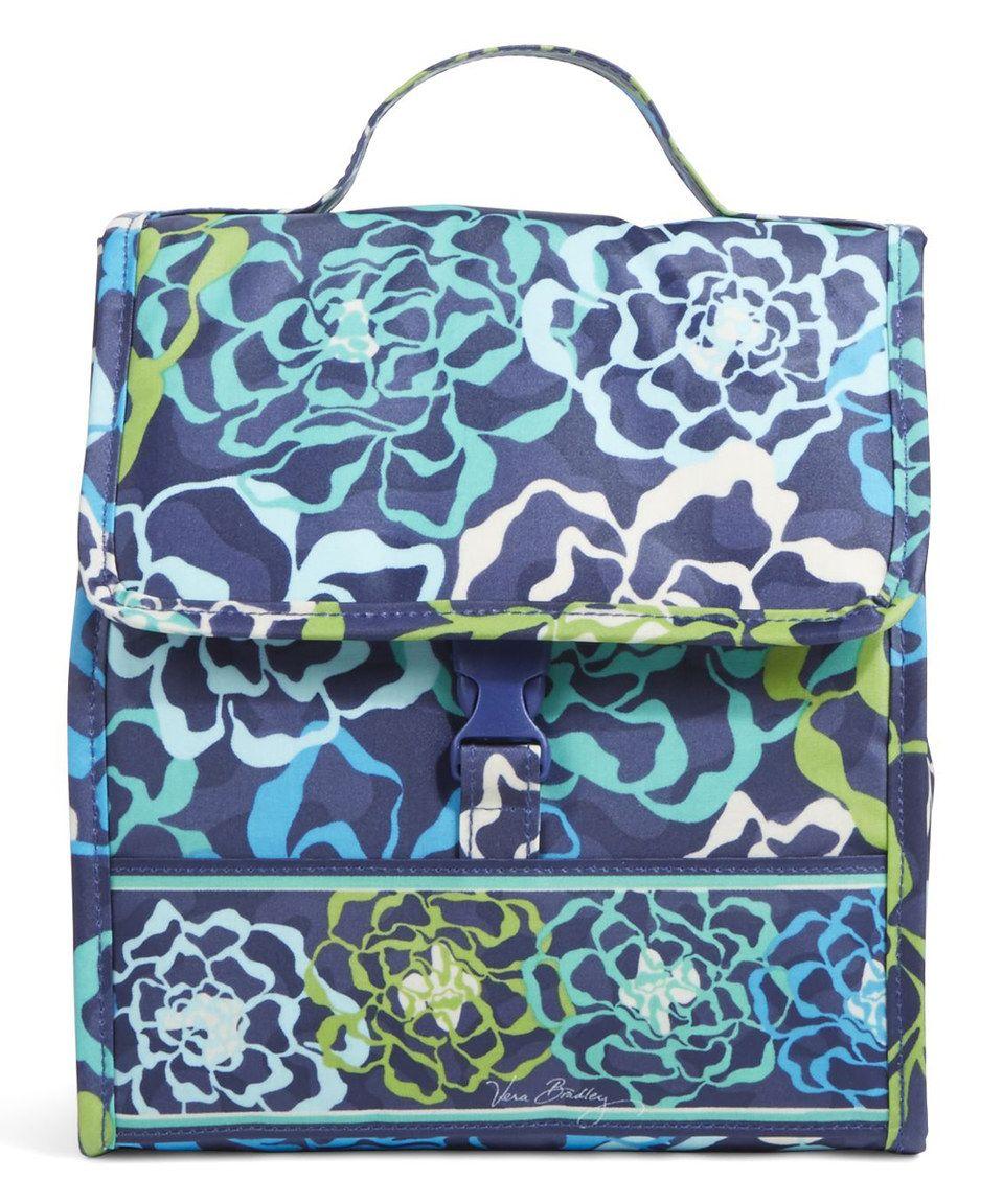 Katalina Blues Lunch Bag By Vera Bradley Zulily