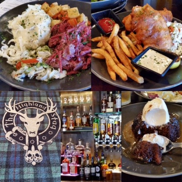 We Checked Out The Highland Stag In Springboro Dine Pinterest