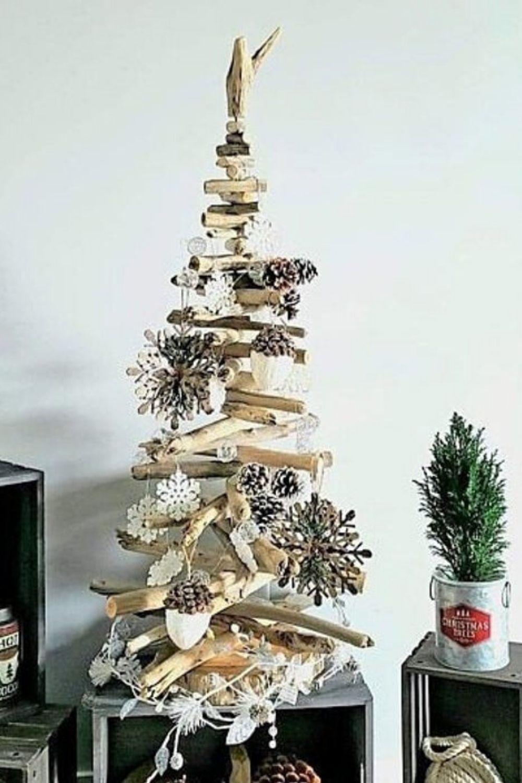 Medium Or Large Driftwood Christmas Tree Driftwood Decor Driftwood Tree Christmas Decor Driftwood Christmas Tree Christmas Decorations Christmas Tree