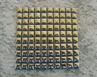 Shiny Silver Glazed Ceramic Tiles For Mosaics Inch Square Set Of - 3 inch square ceramic tiles