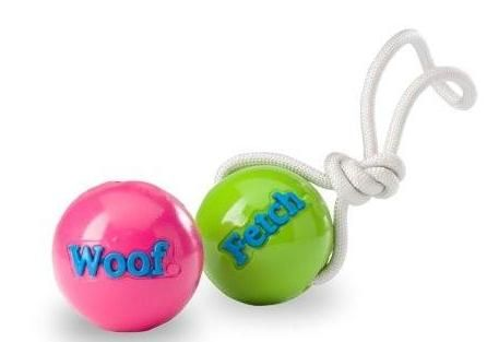 Woof and Fetch Dog Ball - PSI Pet Boutique