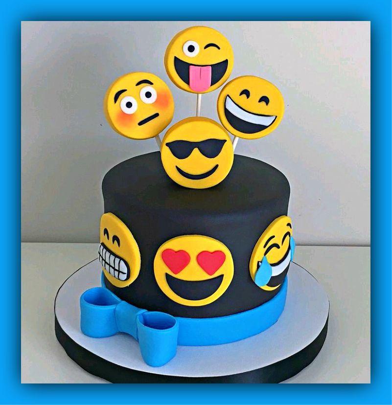 Resultado de imagen para decoracion de emojis para cumpleaos