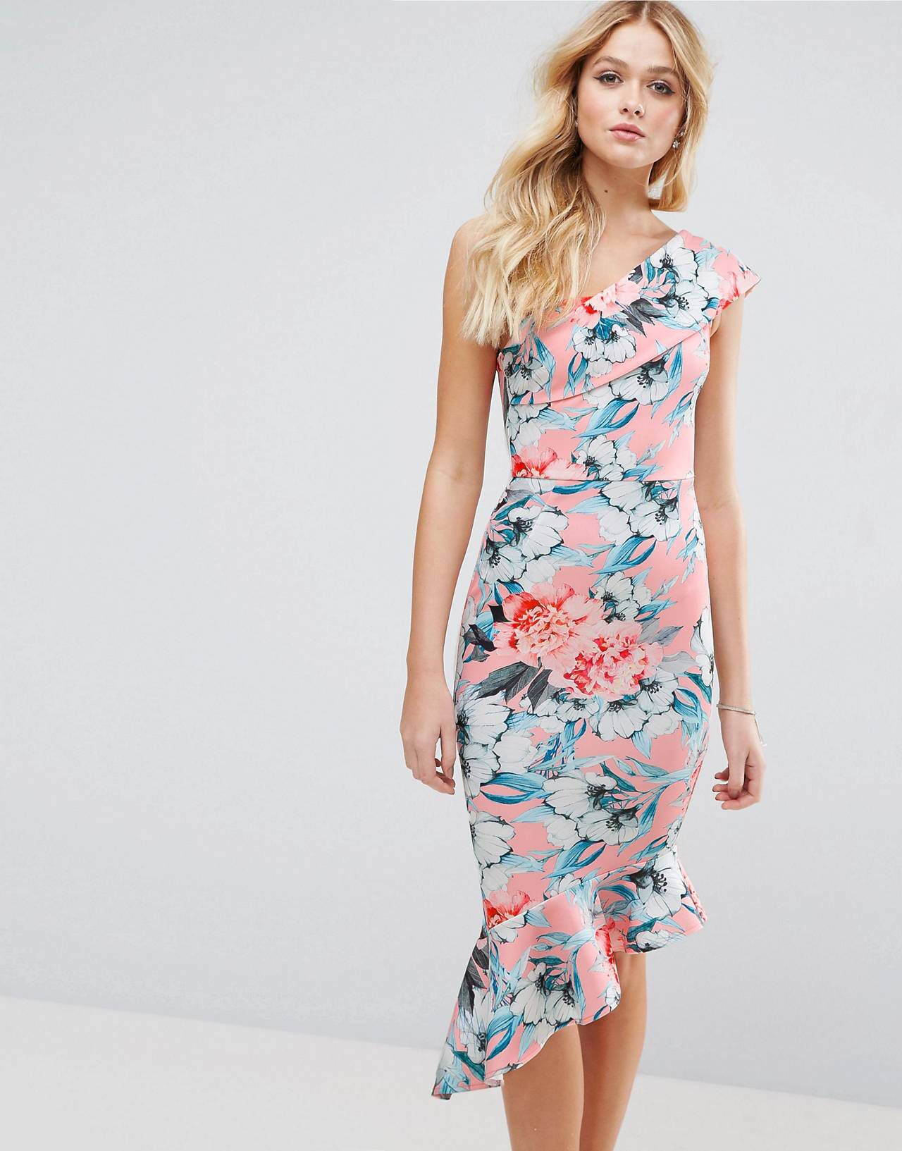 Best affordable wedding guest dresses  LOVE this from ASOS  Beautiful Dresses  Pinterest
