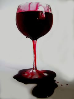 "#FridayFlash: @Everett M shares a short glimpse of wine and vampires >>> ""'Did you— did you like it,' he asked, hopefully. He had no idea what pain he had just been spared, because of this wine."""
