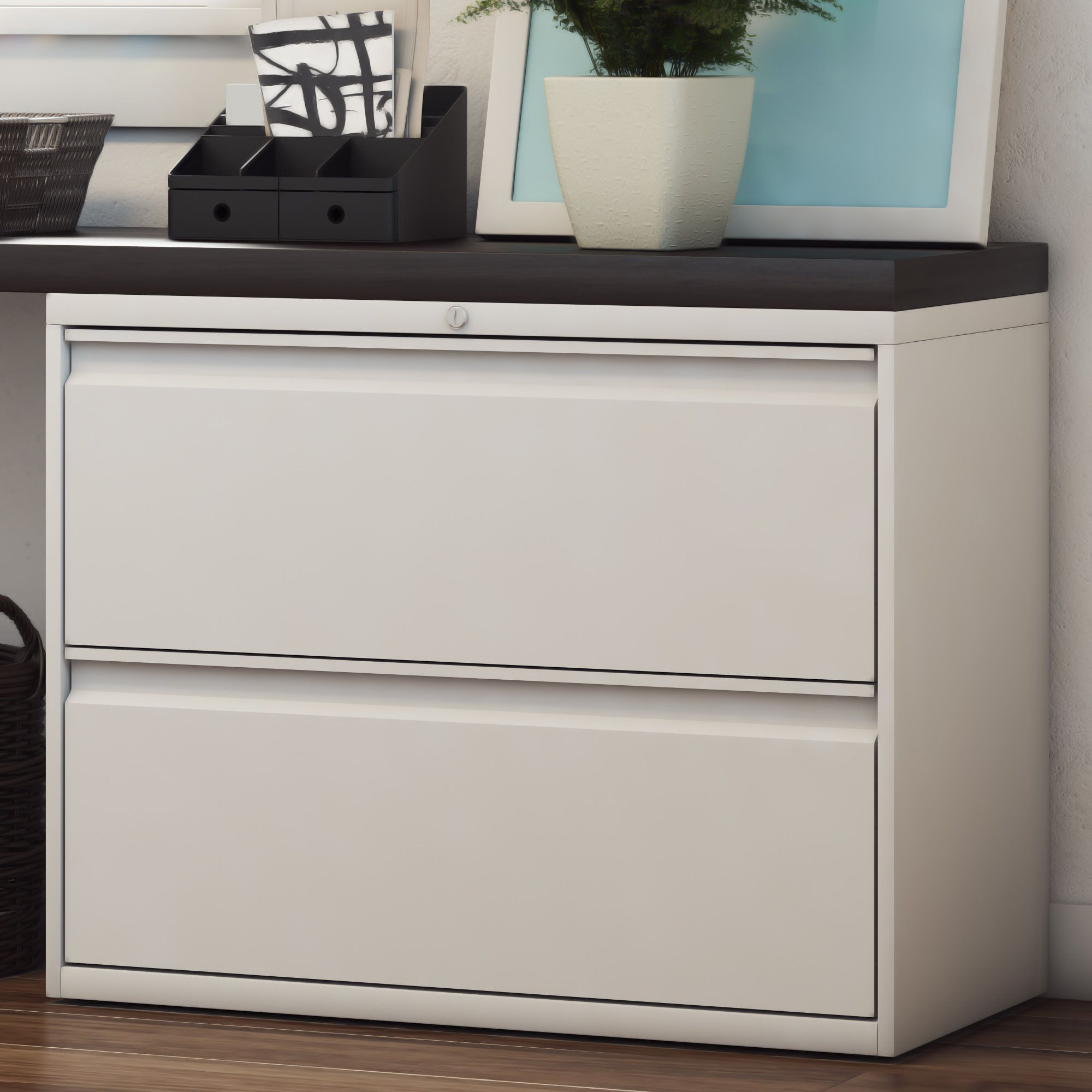 2 Drawer Lateral Filing Cabinet Products Pinterest