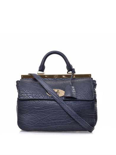 a82331e0f2 Suffolk shrunken leather bag