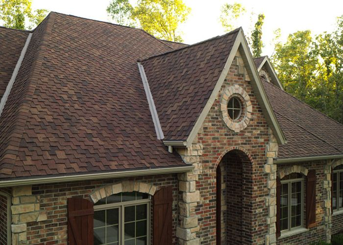 Tamko heritage vintage redwood roofing shingles building for Tamko shingles