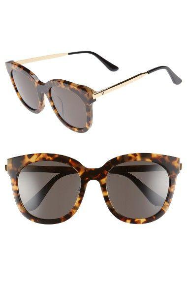 acd2328e990 Cuba 503 55Mm Zeiss Lens Sunglasses - Tortoiseshell  Gold