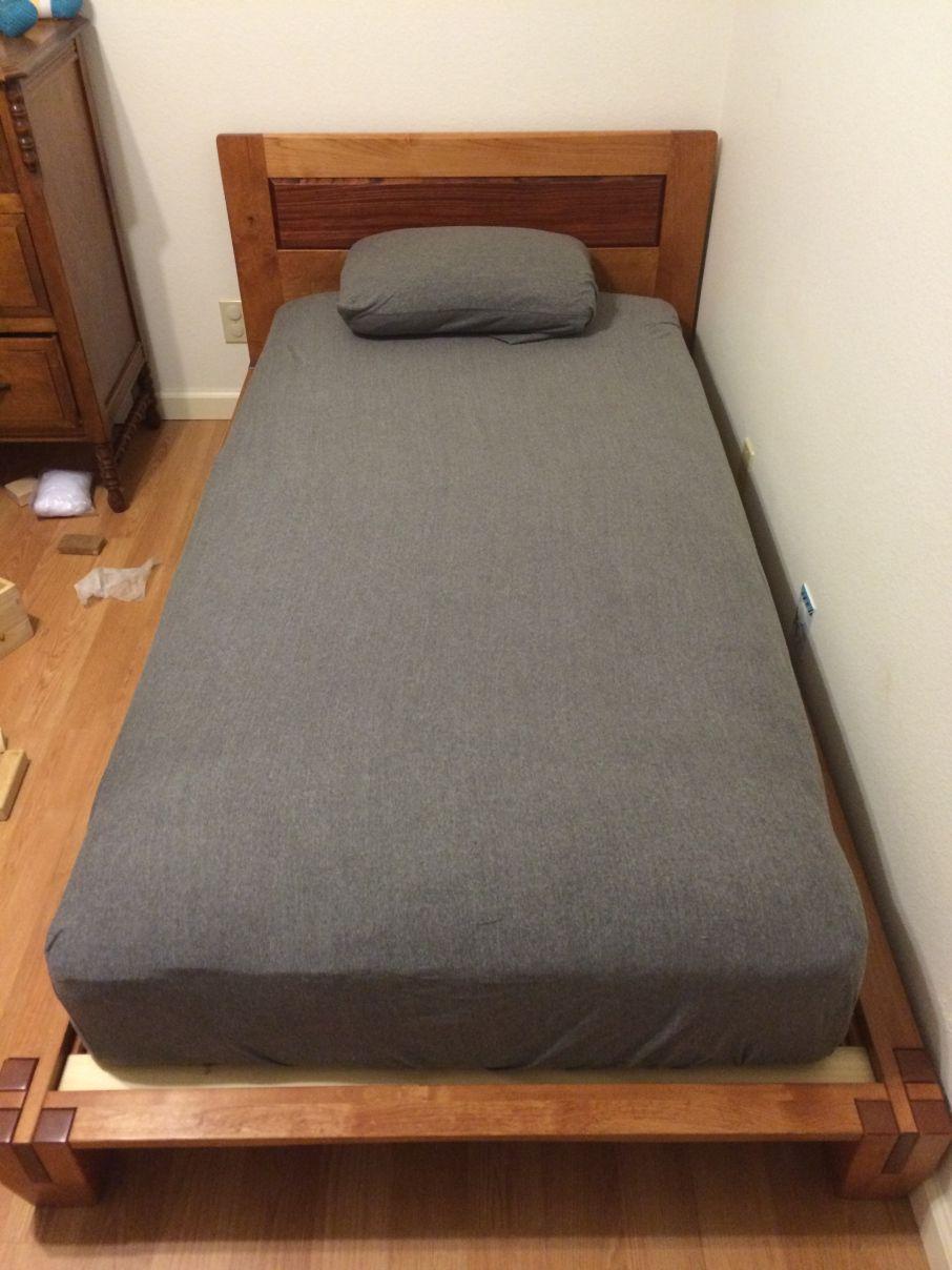 IMG_3388 Platform bed designs, Bed, Platform bed