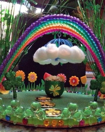 17 St Patrick S Day Crafts And Decorations St Patricks Day