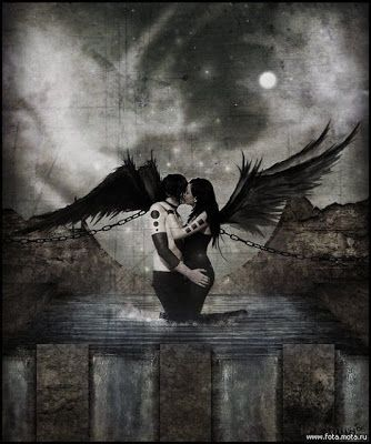 7 Spectacular Gothic Love Wallpapers Gothic Angel Gothic Fairy