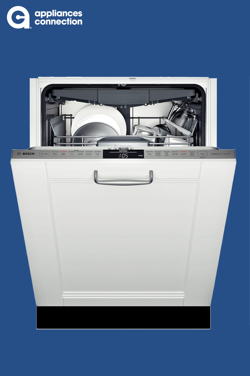 The Bosch Shv68tl3uc 24 In 44 Decibel Built In Panel Ready