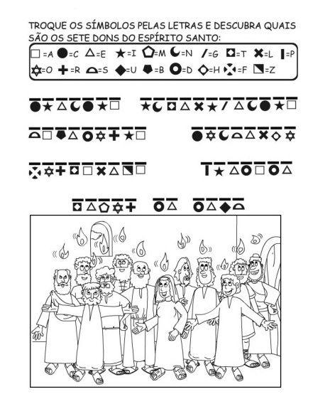 catequizando crianças pentecostes 2 escola dominical crianças
