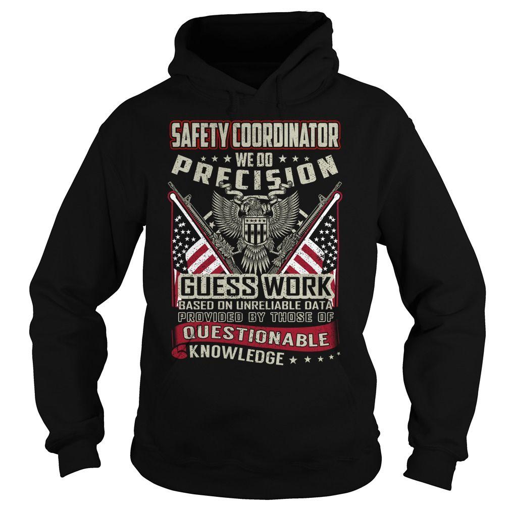 Safety Coordinator Job Title T-Shirts, Hoodies. Check Price Now ==► https://www.sunfrog.com/Jobs/Safety-Coordinator-Job-Title-T-Shirt-103792286-Black-Hoodie.html?id=41382