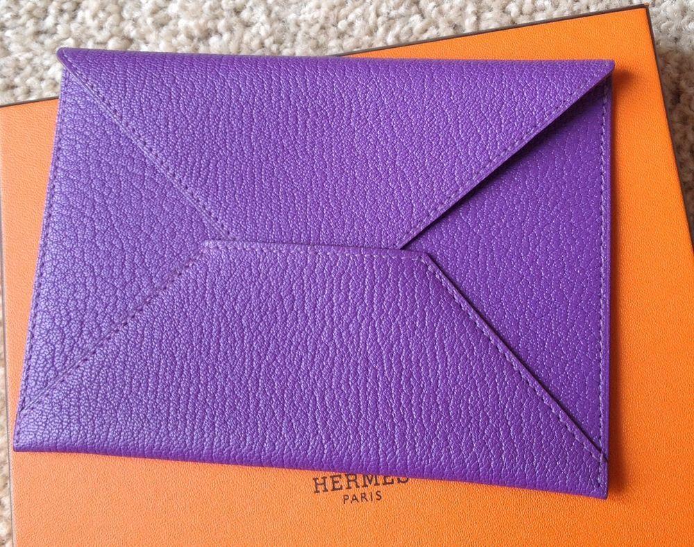 latest fashion enjoy cheap price cost charm Hermes Parme Envelope Clutch | Accessories | Wallet, Clutch ...