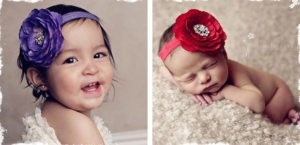 Stunning Large Silk Flower Headband - Beautiful Colors To Choose From! at VeryJane.com
