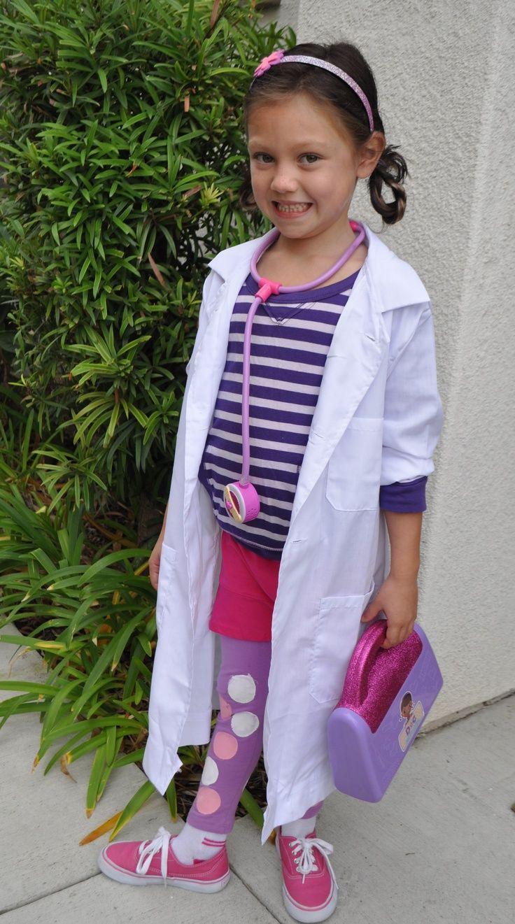 ordinare on-line grandi affari prezzo più basso con Kids DIY Disney Costumes: Doc McStuffins | Carnevale ...