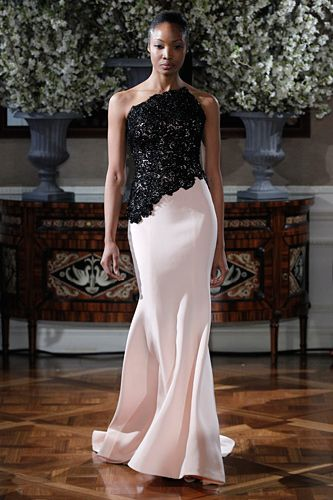 Romona Keveza Luxe Evening Fall 2012 collection