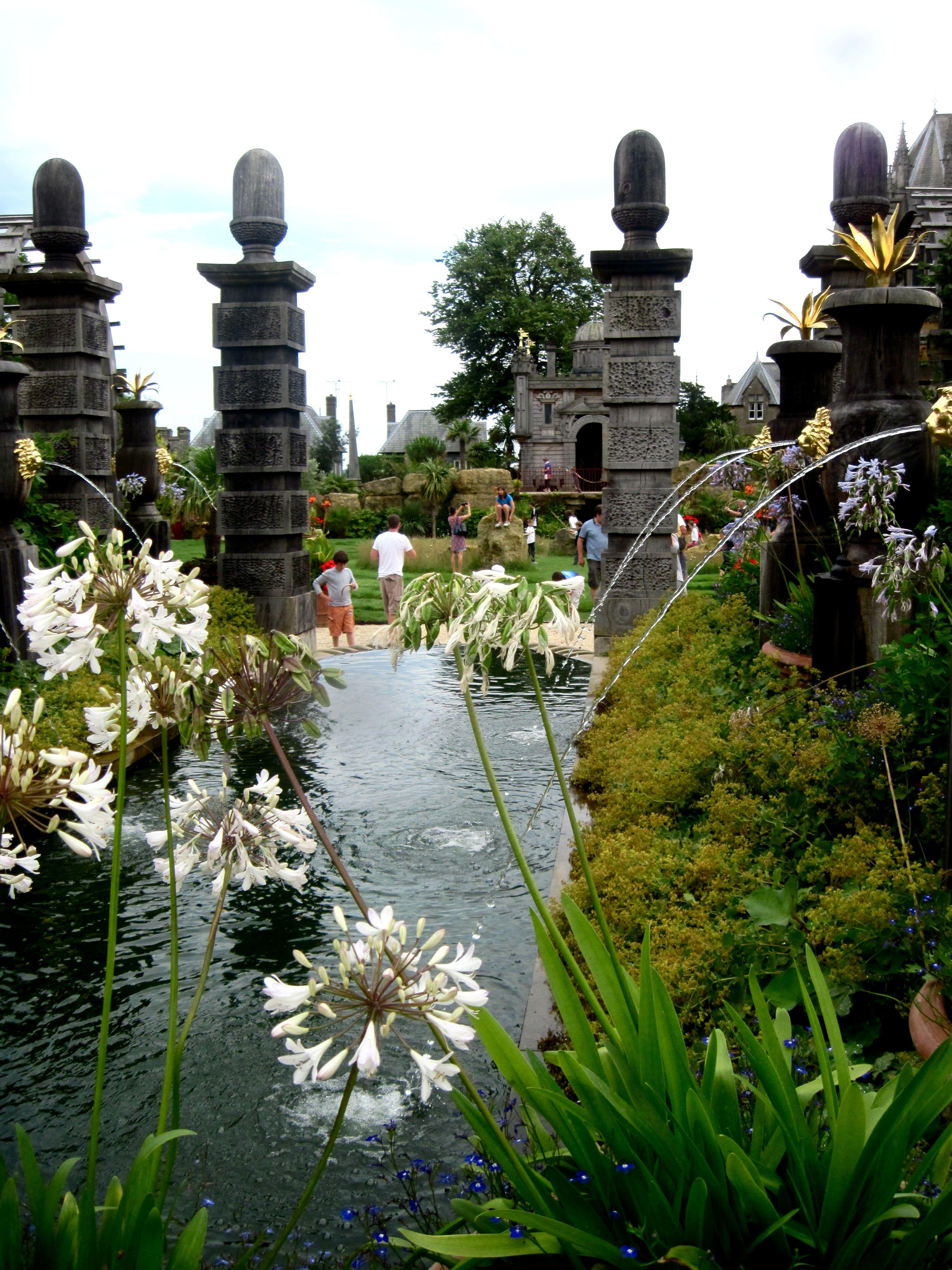 Garden Arundel Castle