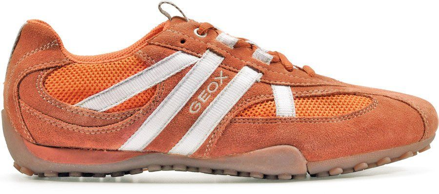 Geox SNAKE in ORANGE Geox Mens shoes. | My Styleif I