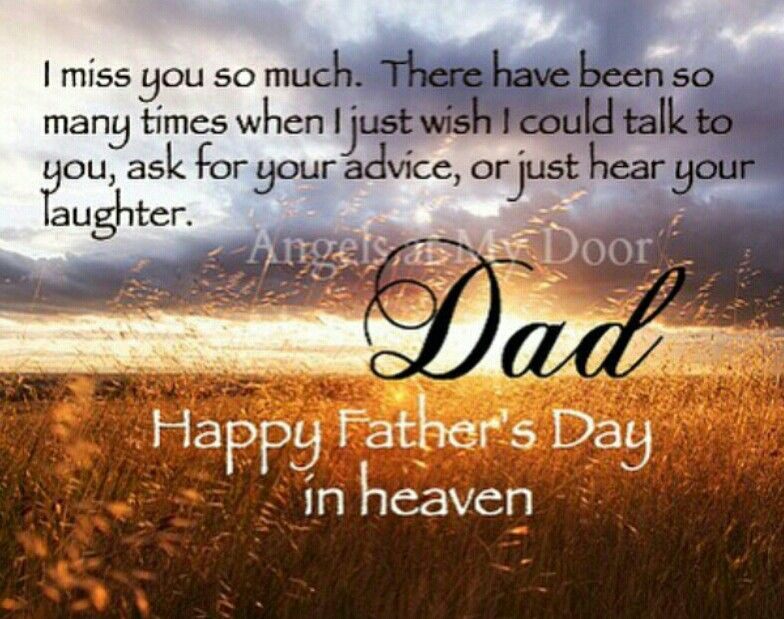 Happy Fathers Day In Heaven Dad X X X Dad Pinterest Dads