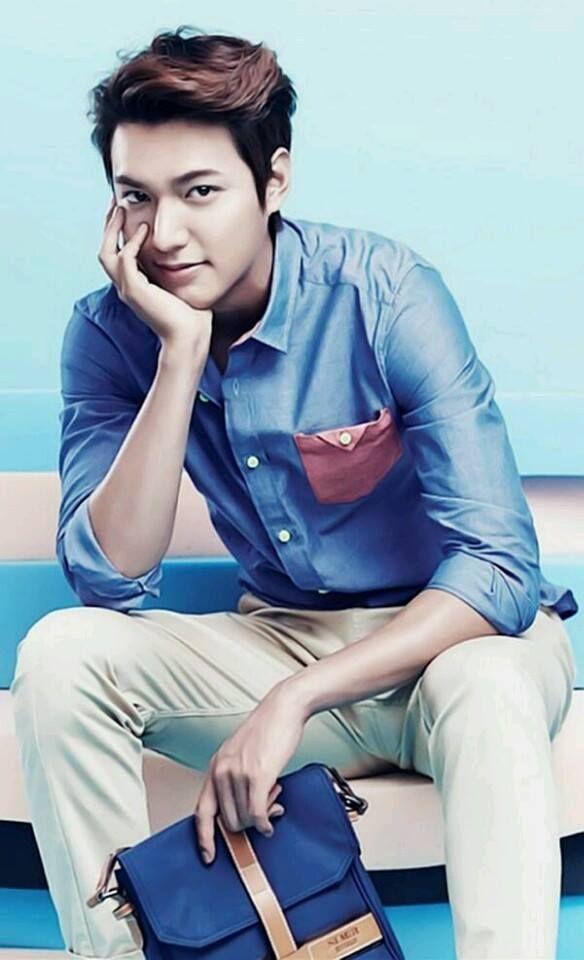 오빠  Lee Min Ho!