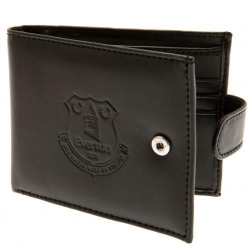 Personalised Leather Wallet Leicester City F.C