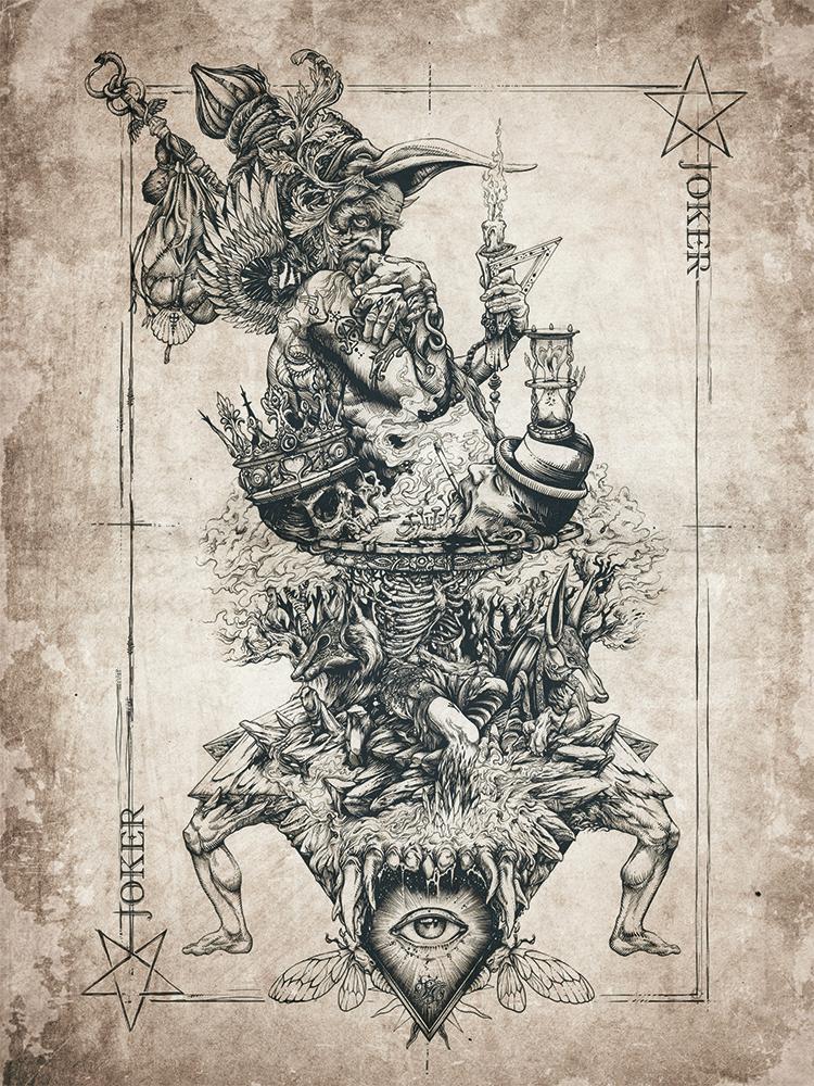 Joker by DZO Olivier