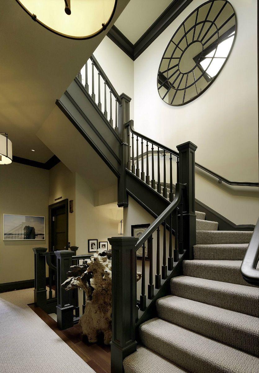 Best Houzz Com Staircase Design Stair Railing Design 400 x 300