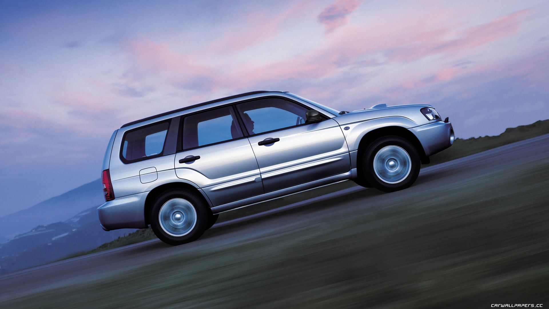 Subaru Forester XT. Perfect Japanese car design. No ...