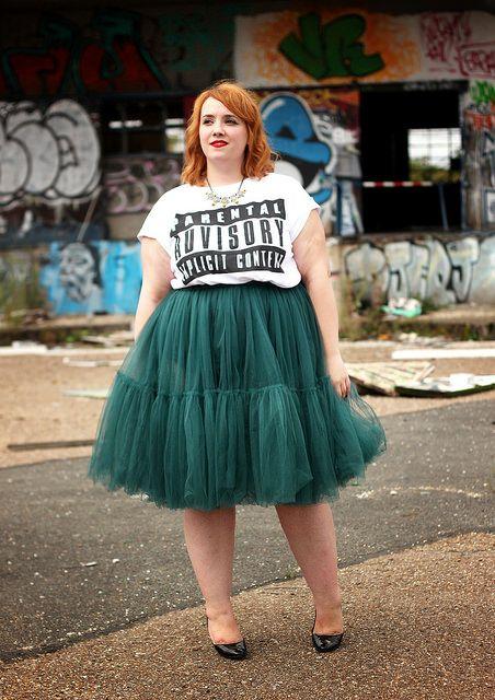rock\u0027n tutu fashion plussize flawless. Style De Femmes RondesMode