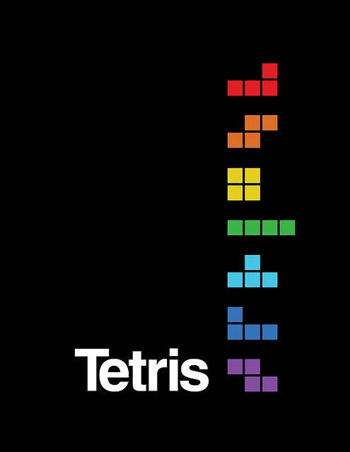 Tetris - such an awesome game!