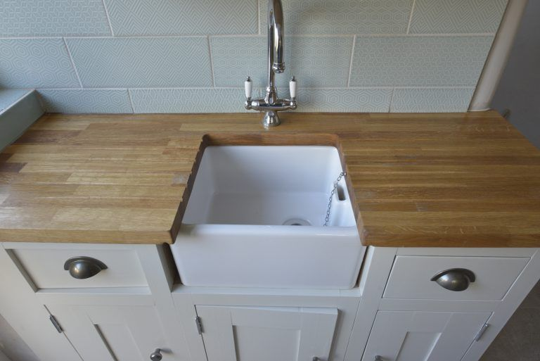 Handmade Kitchens Flush Hinges Handmade Kitchens Draining Board