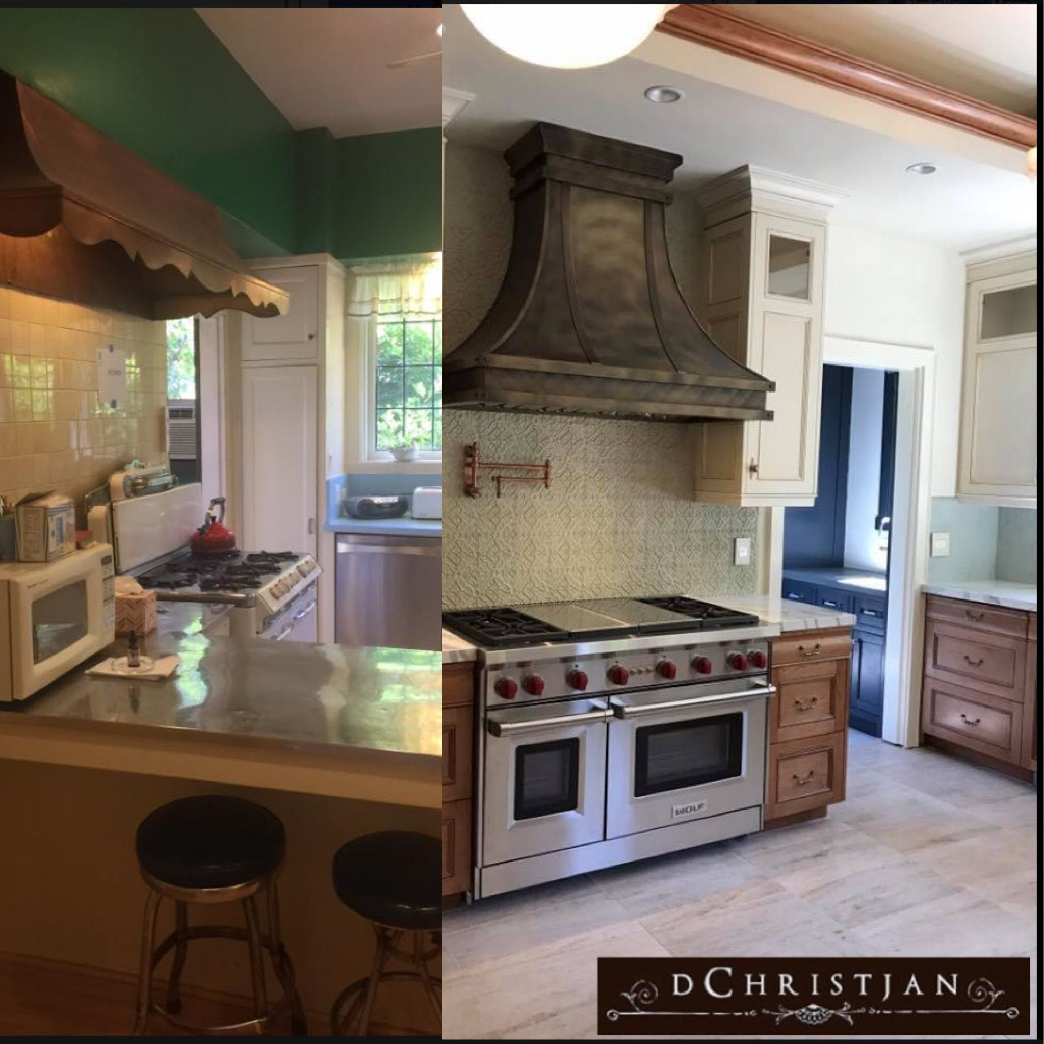 Check out this before and after shot from the 2017 ...