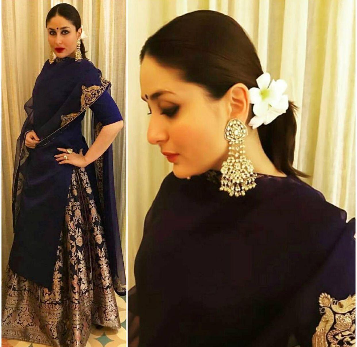 Banaras lehanga | Indian maternity wear, Indian party wear