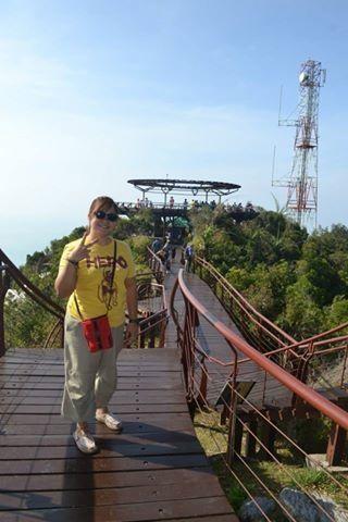 overlooking Langkawi Islands