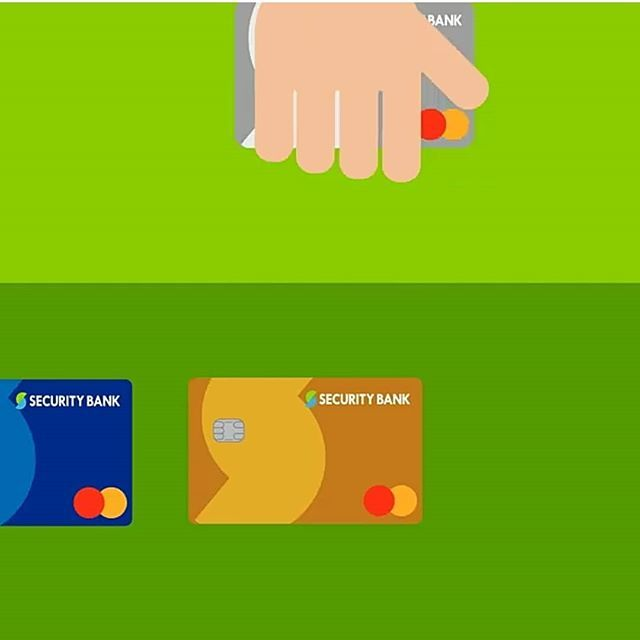 Security bank credit card online application
