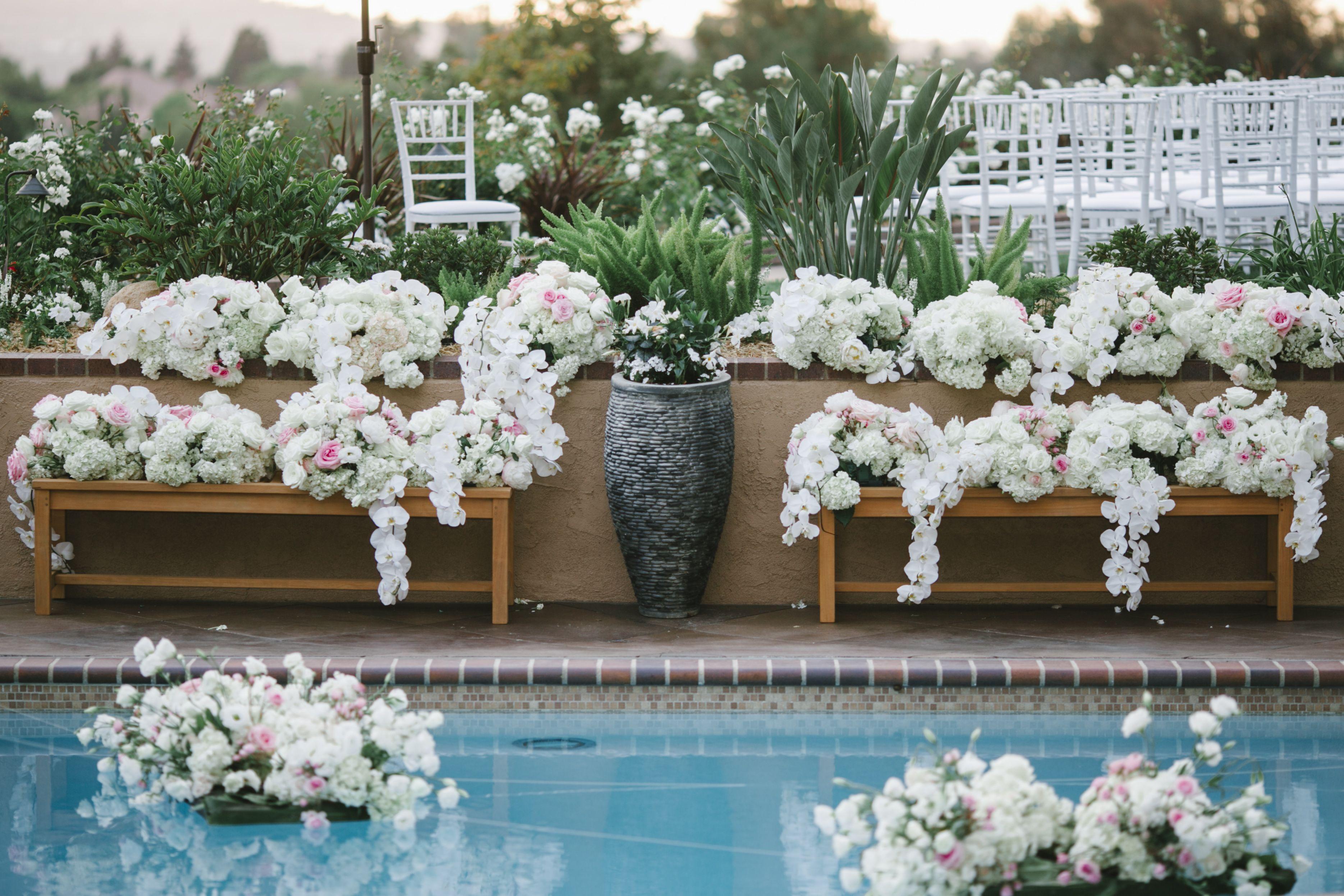 un mariage qui me fait vraiment r ver en rose 3 mariage pinterest mariage de luxe. Black Bedroom Furniture Sets. Home Design Ideas