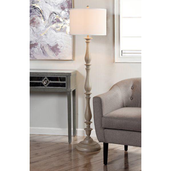 Everett 61 Quot Floor Lamp In 2019 Floor Lamp Floor Lamp