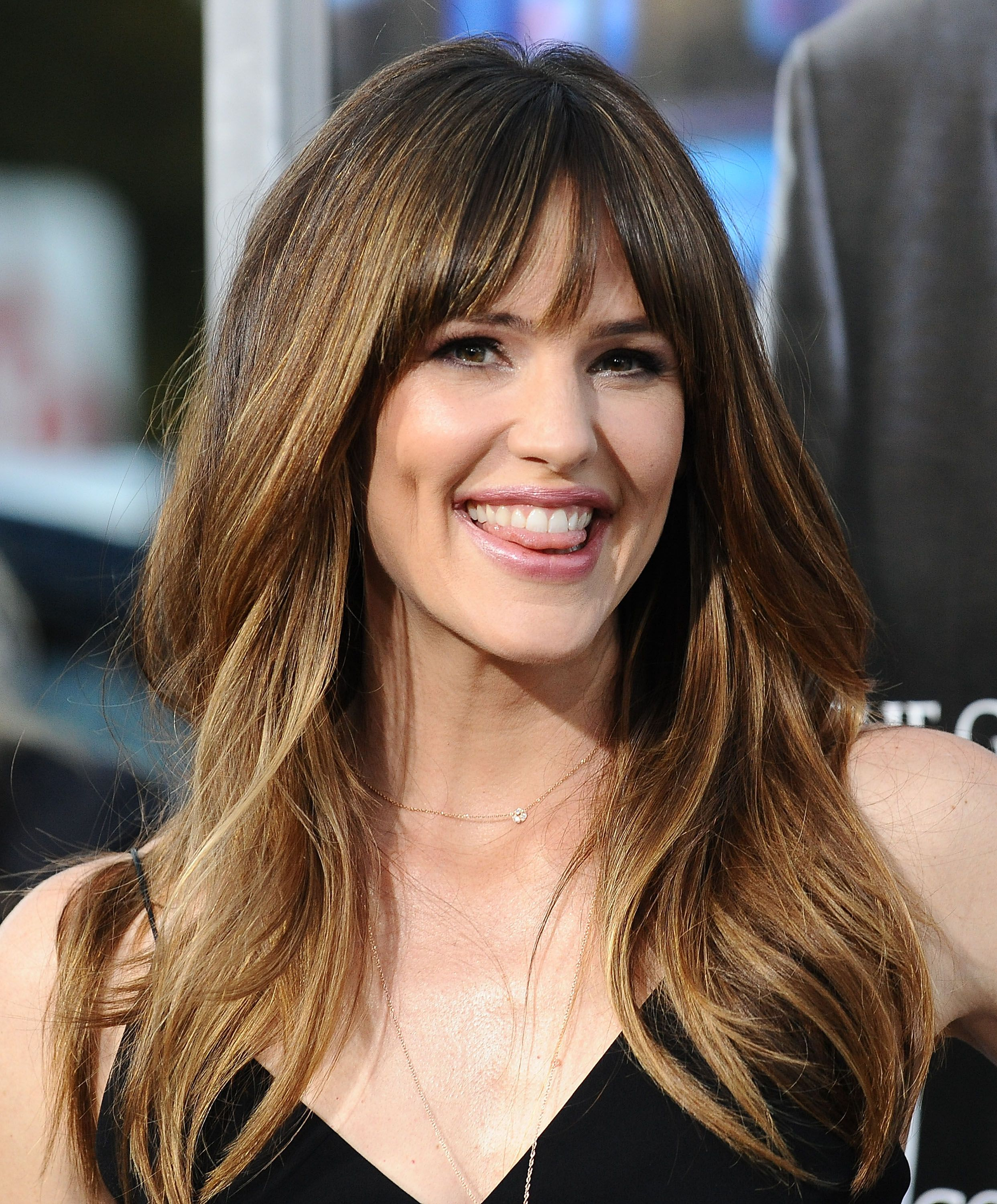 Jennifer Garner Brings Her A Game To The Red Carpet Hair Styles Long Hair Styles Womens Hairstyles