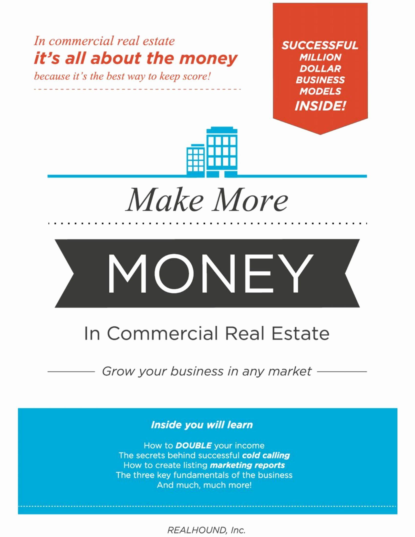 Real Estate Marketing Plan Pdf Awesome 9 Mercial Real